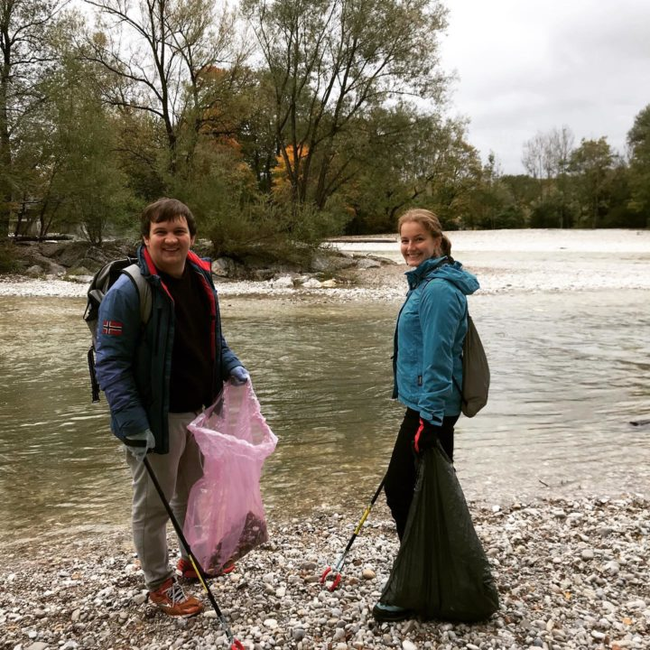 Isar-Clean-up